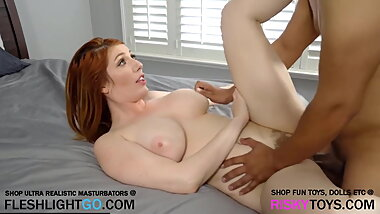 Redhead Step Mom: 'Are you hard for me, Yes you are!'