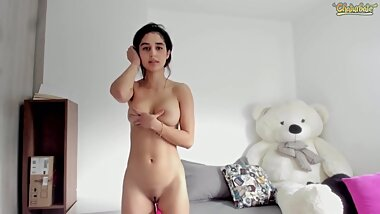beautiful camgirl