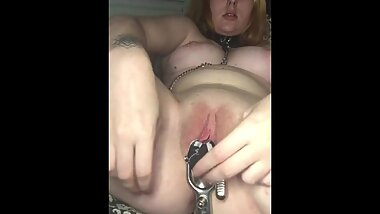 Speculum Dirty Piss Soaked Panties Insertions
